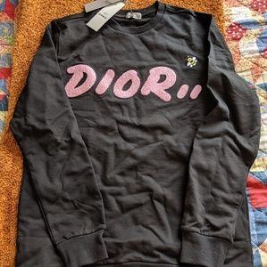Christian Dior X KAWS Crewneck